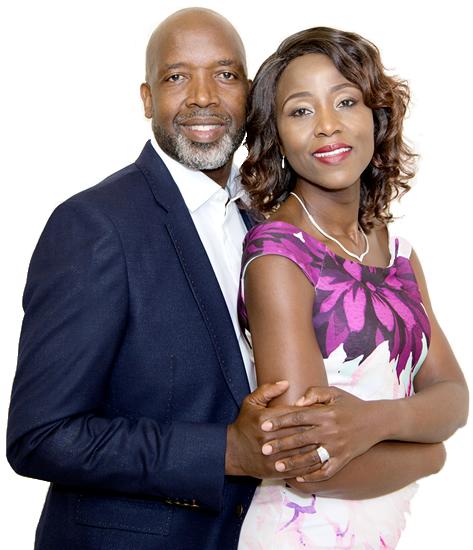 Rev SC and PA Mathebula