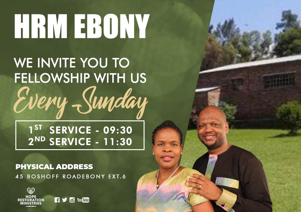 Service Times_Ebony