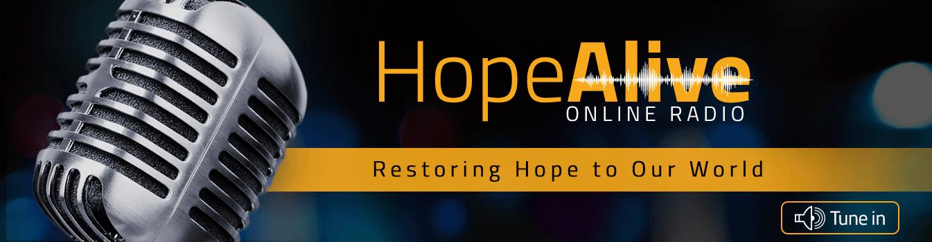hope Alive Radio Banner